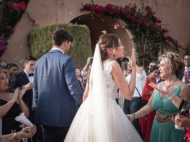 La boda de David y Cristina en Málaga, Málaga 52