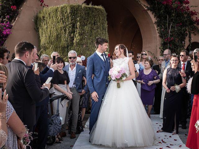 La boda de David y Cristina en Málaga, Málaga 53