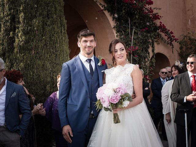 La boda de David y Cristina en Málaga, Málaga 54