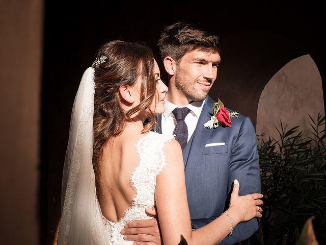 La boda de David y Cristina en Málaga, Málaga 55
