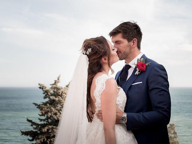 La boda de David y Cristina en Málaga, Málaga 58