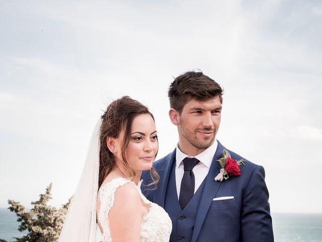 La boda de David y Cristina en Málaga, Málaga 59