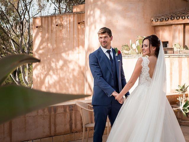 La boda de David y Cristina en Málaga, Málaga 61