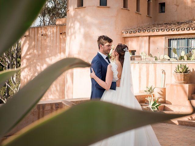 La boda de David y Cristina en Málaga, Málaga 62
