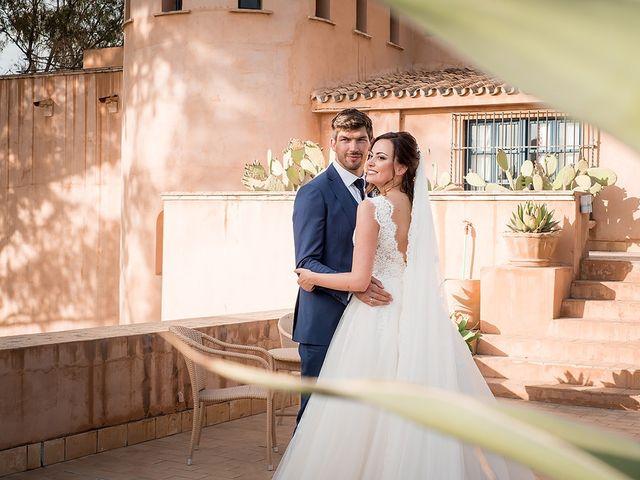 La boda de David y Cristina en Málaga, Málaga 63