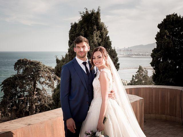La boda de David y Cristina en Málaga, Málaga 66