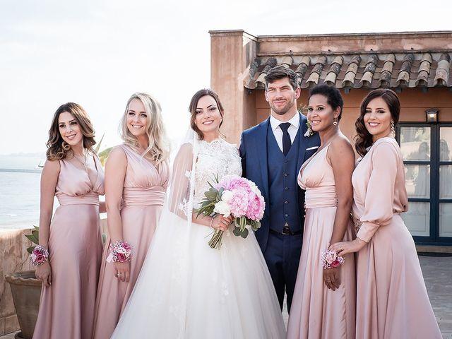 La boda de David y Cristina en Málaga, Málaga 70