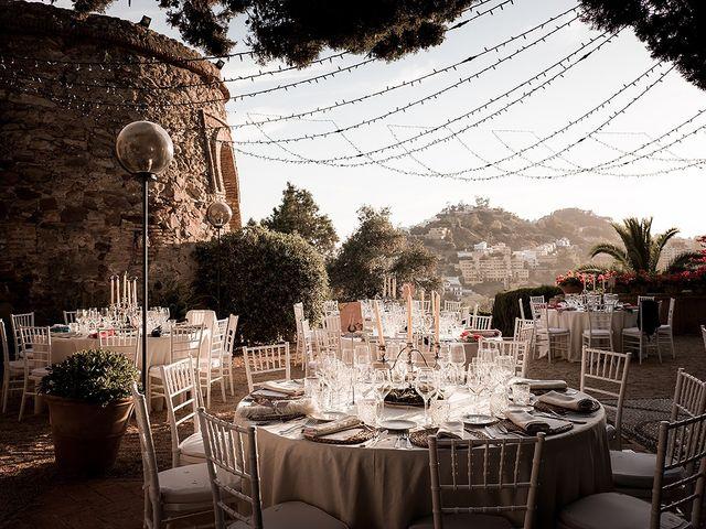 La boda de David y Cristina en Málaga, Málaga 79