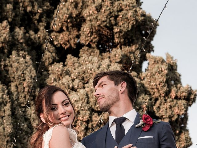 La boda de David y Cristina en Málaga, Málaga 83