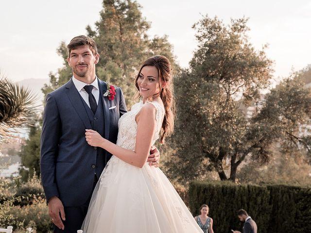 La boda de David y Cristina en Málaga, Málaga 84