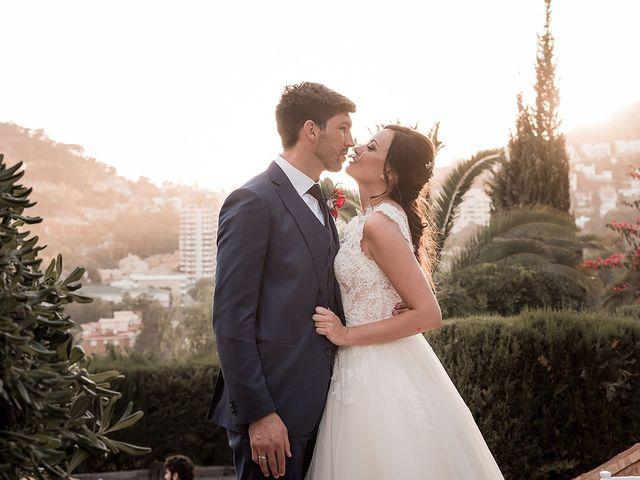 La boda de David y Cristina en Málaga, Málaga 86