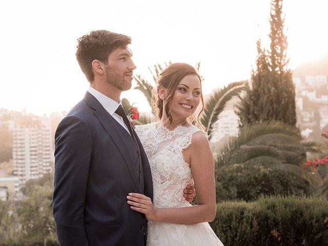 La boda de David y Cristina en Málaga, Málaga 87