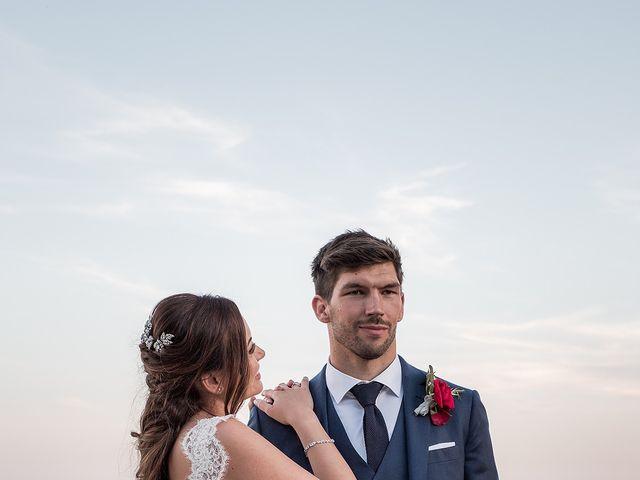 La boda de David y Cristina en Málaga, Málaga 89