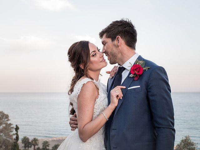 La boda de David y Cristina en Málaga, Málaga 90
