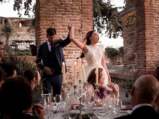 La boda de David y Cristina en Málaga, Málaga 91