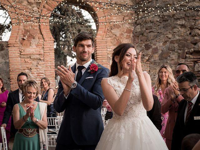 La boda de David y Cristina en Málaga, Málaga 92