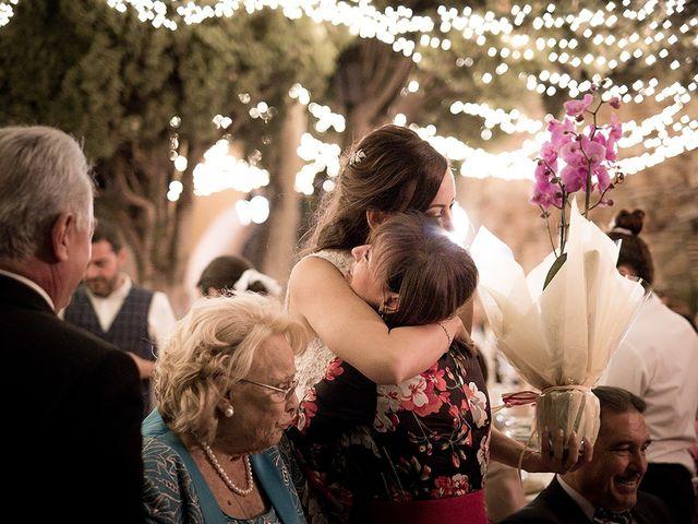 La boda de David y Cristina en Málaga, Málaga 95