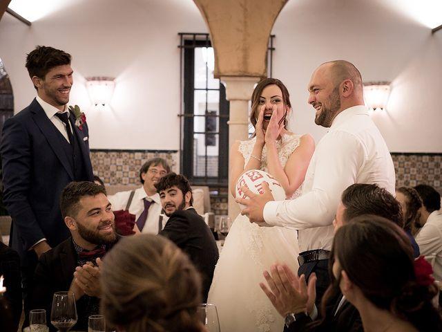 La boda de David y Cristina en Málaga, Málaga 96