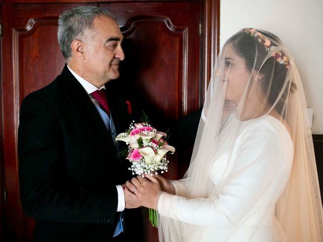 La boda de Jorge y Miriam en San Fernando, Cádiz 1