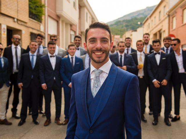 La boda de Jorge y Nadia en Alcoi/alcoy, Alicante 13