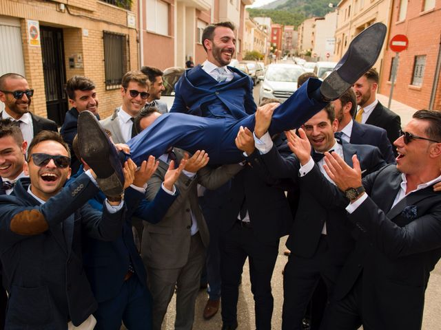 La boda de Jorge y Nadia en Alcoi/alcoy, Alicante 14