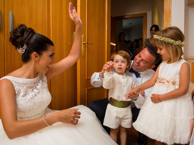 La boda de Jorge y Nadia en Alcoi/alcoy, Alicante 22