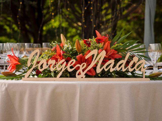 La boda de Jorge y Nadia en Alcoi/alcoy, Alicante 25