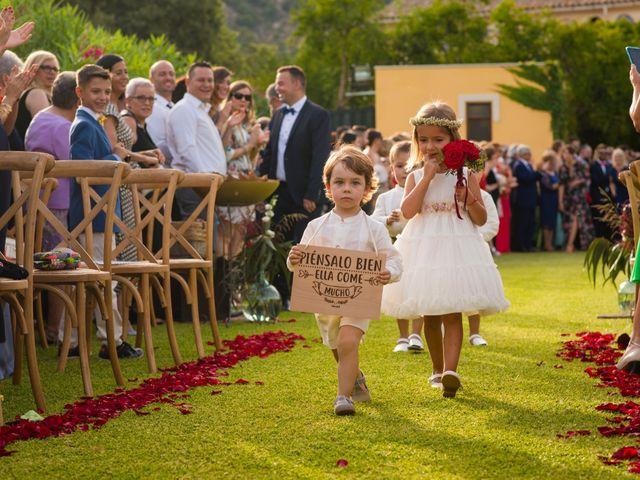 La boda de Jorge y Nadia en Alcoi/alcoy, Alicante 35