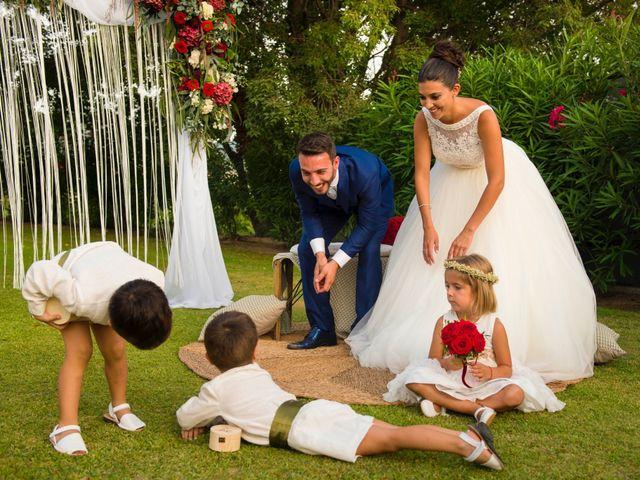 La boda de Jorge y Nadia en Alcoi/alcoy, Alicante 45