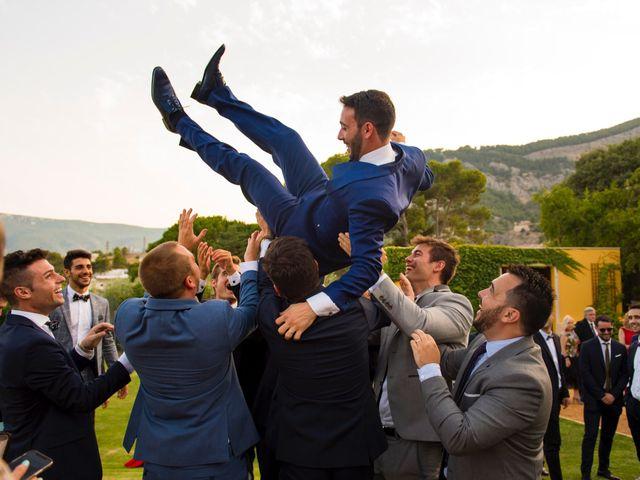 La boda de Jorge y Nadia en Alcoi/alcoy, Alicante 49