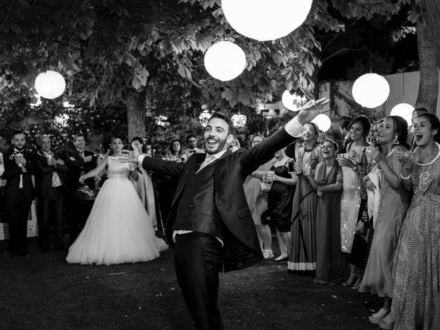 La boda de Jorge y Nadia en Alcoi/alcoy, Alicante 75