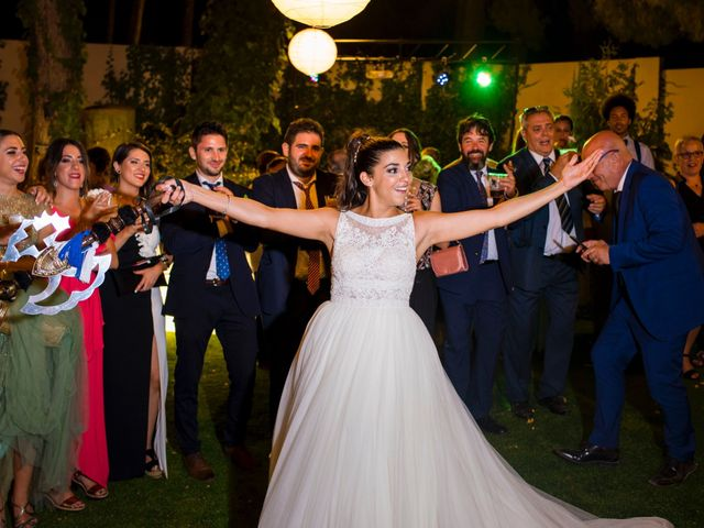 La boda de Jorge y Nadia en Alcoi/alcoy, Alicante 77