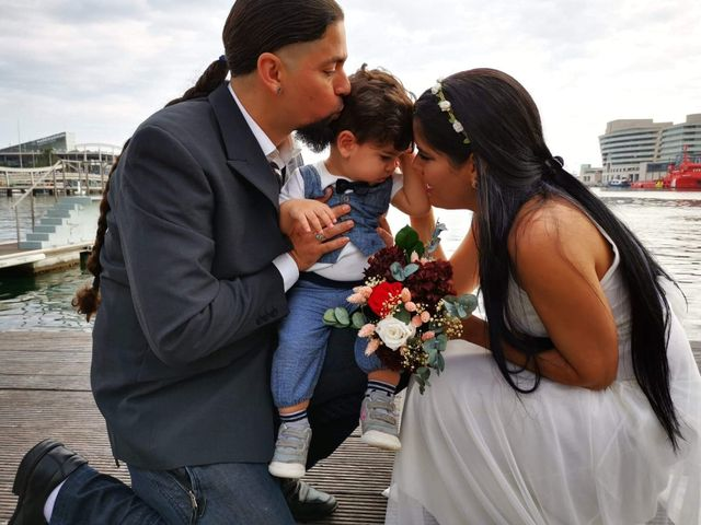 La boda de Danay y Angel en Barcelona, Barcelona 4