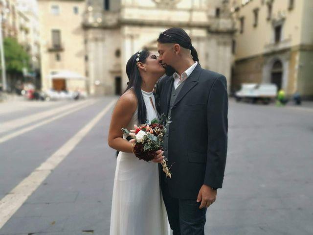 La boda de Danay y Angel en Barcelona, Barcelona 5