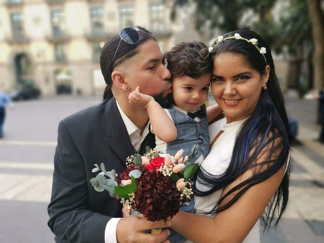 La boda de Angel y Danay