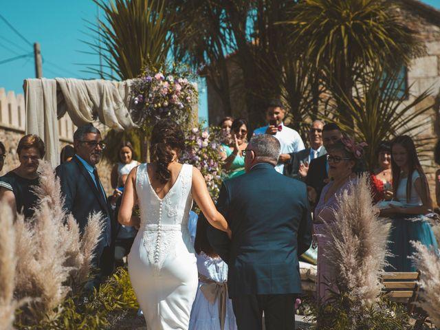 La boda de Josiño y Fátima en Muxia, A Coruña 4