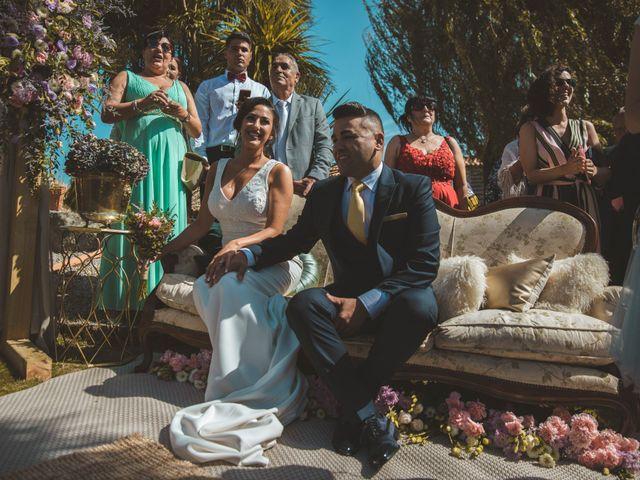 La boda de Josiño y Fátima en Muxia, A Coruña 5