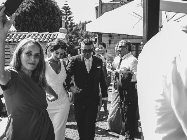 La boda de Josiño y Fátima en Muxia, A Coruña 14