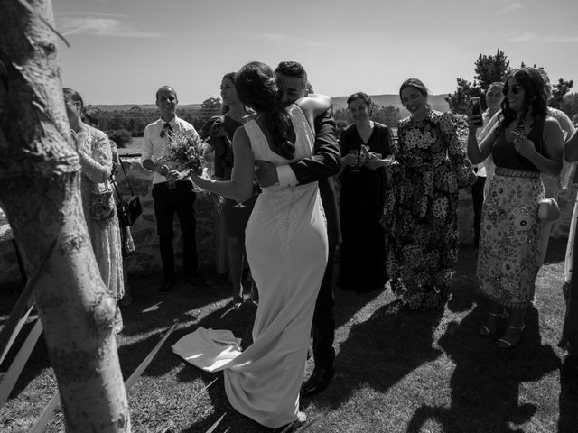 La boda de Josiño y Fátima en Muxia, A Coruña 15