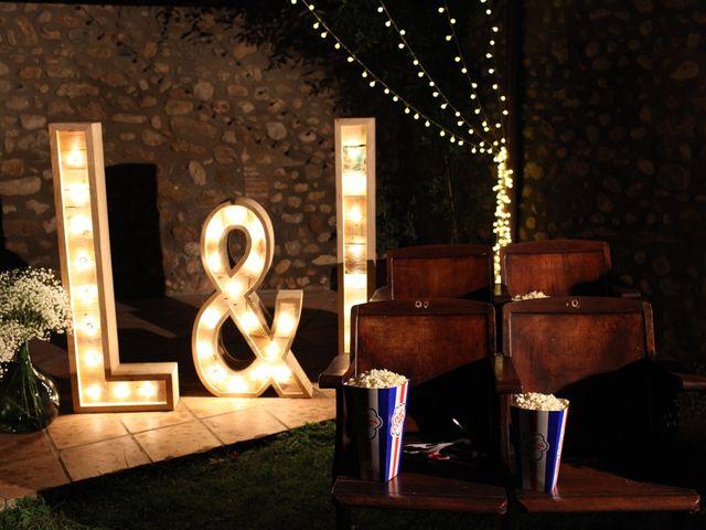 La boda de Luis y Laia en Pontos, Girona 40