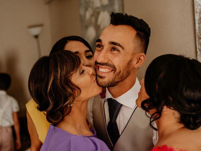 La boda de Francisco y Leticia en Mérida, Badajoz 29