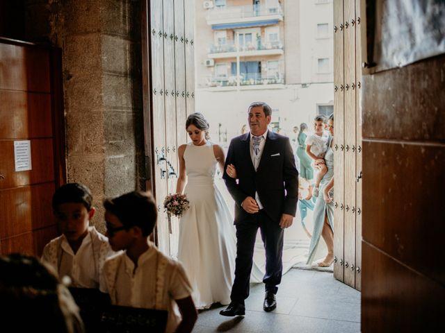 La boda de Francisco y Leticia en Mérida, Badajoz 42