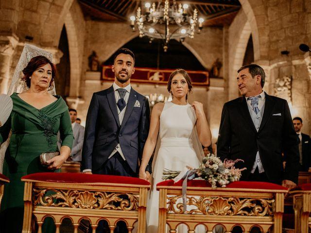 La boda de Francisco y Leticia en Mérida, Badajoz 45