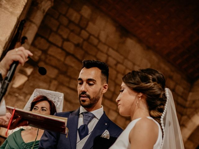 La boda de Francisco y Leticia en Mérida, Badajoz 49