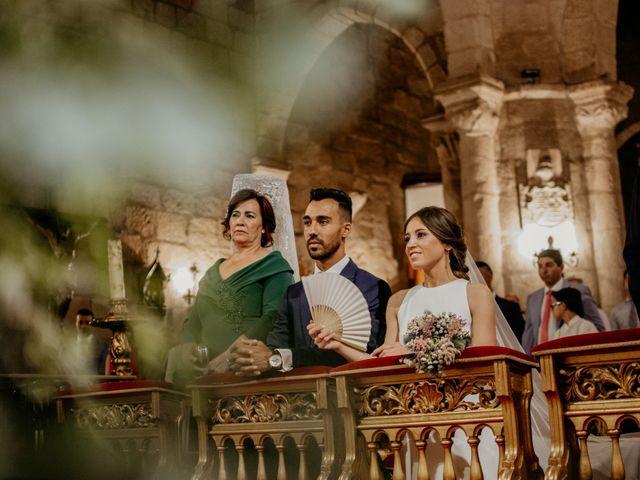 La boda de Francisco y Leticia en Mérida, Badajoz 54