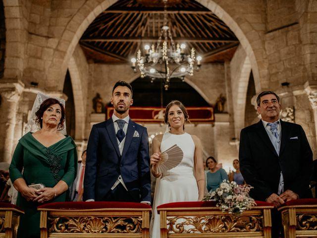 La boda de Francisco y Leticia en Mérida, Badajoz 55