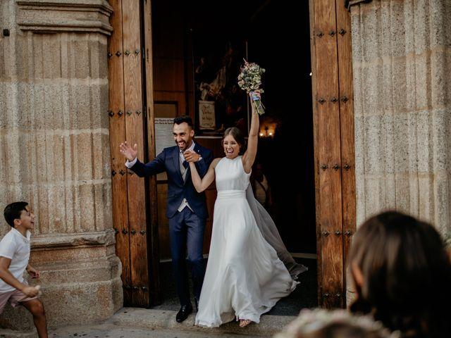La boda de Francisco y Leticia en Mérida, Badajoz 59