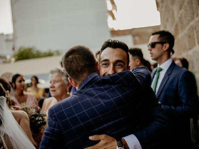 La boda de Francisco y Leticia en Mérida, Badajoz 60