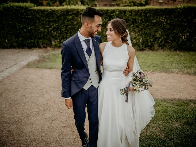 La boda de Francisco y Leticia en Mérida, Badajoz 64