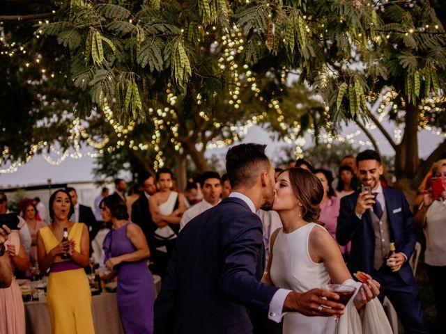 La boda de Francisco y Leticia en Mérida, Badajoz 81